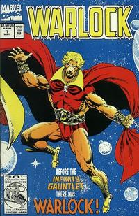 Cover Thumbnail for Warlock (Marvel, 1992 series) #1