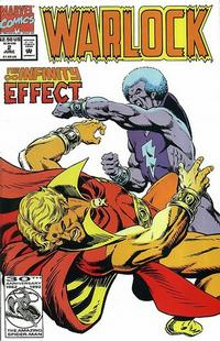 Cover Thumbnail for Warlock (Marvel, 1992 series) #2