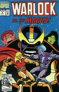 Cover Thumbnail for Warlock (Marvel, 1992 series) #3