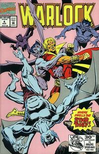 Cover Thumbnail for Warlock (Marvel, 1992 series) #4