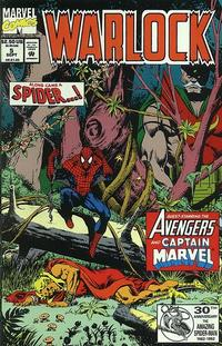 Cover Thumbnail for Warlock (Marvel, 1992 series) #5