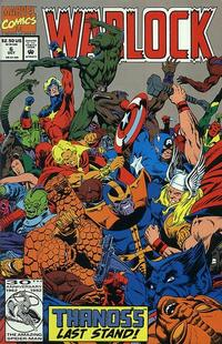 Cover for Warlock (Marvel, 1992 series) #6