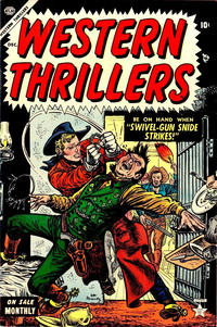 Cover Thumbnail for Western Thrillers (Marvel, 1954 series) #2