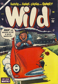 Cover Thumbnail for Wild (Marvel, 1954 series) #3