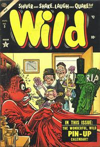 Cover Thumbnail for Wild (Marvel, 1954 series) #5