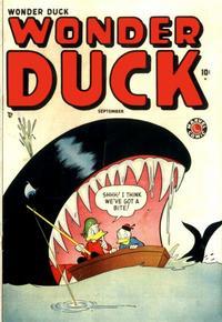 Cover Thumbnail for Wonder Duck (Marvel, 1949 series) #1