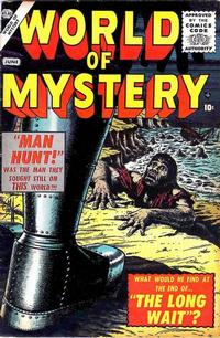 Cover Thumbnail for World of Mystery (Marvel, 1956 series) #1