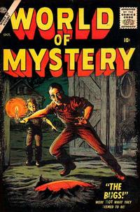 Cover Thumbnail for World of Mystery (Marvel, 1956 series) #3
