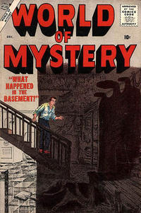 Cover Thumbnail for World of Mystery (Marvel, 1956 series) #4