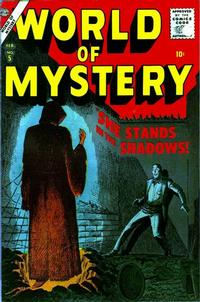 Cover Thumbnail for World of Mystery (Marvel, 1956 series) #5