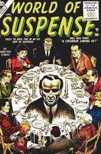 Cover Thumbnail for World of Suspense (Marvel, 1956 series) #1