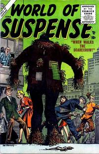 Cover Thumbnail for World of Suspense (Marvel, 1956 series) #2