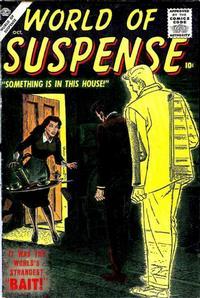Cover Thumbnail for World of Suspense (Marvel, 1956 series) #4
