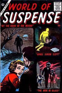 Cover Thumbnail for World of Suspense (Marvel, 1956 series) #5