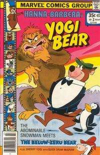Cover Thumbnail for Yogi Bear (Marvel, 1977 series) #3