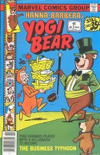 Cover Thumbnail for Yogi Bear (Marvel, 1977 series) #7