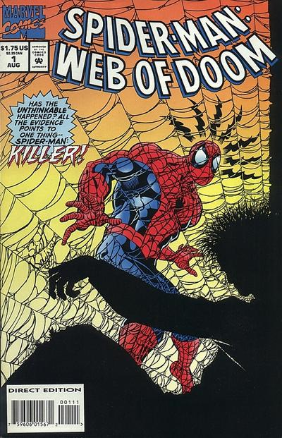 Cover for Spider-Man: Web of Doom (Marvel, 1994 series) #1