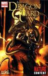 Cover Thumbnail for Tales of the Dragon Guard (2010 series) #1 [Variant Edition]