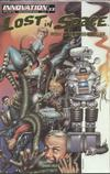 Cover for Lost in Space: Voyage to the Bottom of the Soul (Innovation, 1993 series) #13 [Gold Collectors Edition]