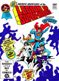 Cover Thumbnail for DC Special Blue Ribbon Digest (DC, 1980 series) #8 [Direct]