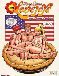 Cover Thumbnail for Here Come the Lovejoys (Fantagraphics, 2006 series)