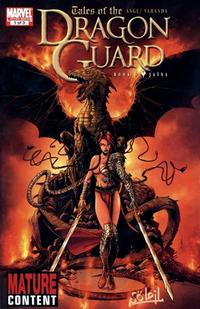 Cover Thumbnail for Tales of the Dragon Guard (Marvel, 2010 series) #1