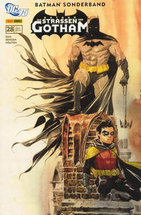Cover Thumbnail for Batman Sonderband (Panini Deutschland, 2004 series) #28 - Auf Messers Schneide