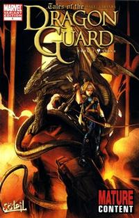 Cover Thumbnail for Tales of the Dragon Guard (Marvel, 2010 series) #1 [Variant Edition]