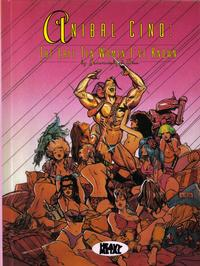 Cover Thumbnail for Anibal Cinq: The Last Ten Women I've Known (Heavy Metal, 1994 series)