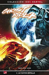Cover Thumbnail for 100% Marvel: Ghost Rider (Panini España, 2007 series) #6