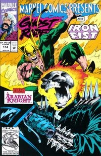 Cover for Marvel Comics Presents (Marvel, 1988 series) #114