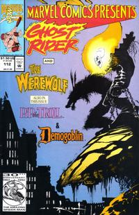 Cover Thumbnail for Marvel Comics Presents (Marvel, 1988 series) #112