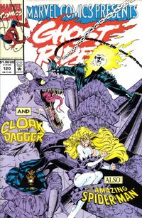 Cover Thumbnail for Marvel Comics Presents (Marvel, 1988 series) #120 [Direct]