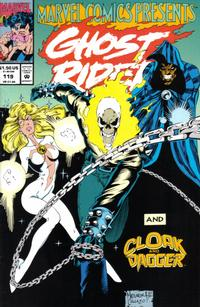 Cover Thumbnail for Marvel Comics Presents (Marvel, 1988 series) #119 [Direct]