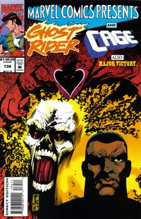 Cover Thumbnail for Marvel Comics Presents (Marvel, 1988 series) #134 [Direct]