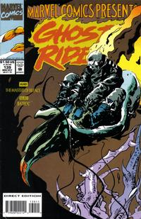 Cover Thumbnail for Marvel Comics Presents (Marvel, 1988 series) #139 [Direct]
