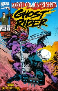 Cover for Marvel Comics Presents (Marvel, 1988 series) #142