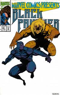 Cover Thumbnail for Marvel Comics Presents (Marvel, 1988 series) #148 [Direct]