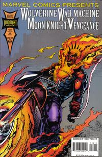 Cover Thumbnail for Marvel Comics Presents (Marvel, 1988 series) #152 [Direct]