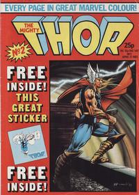 Cover Thumbnail for The Mighty Thor (Marvel UK, 1983 series) #2
