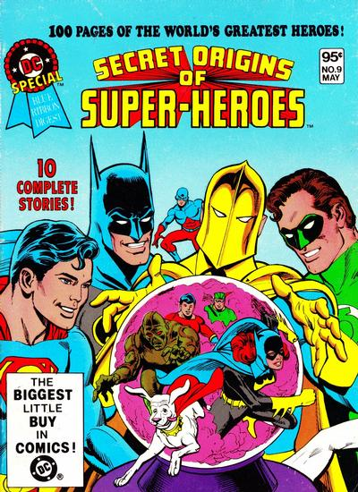 Cover for DC Special Blue Ribbon Digest (DC, 1980 series) #9 [Newsstand]