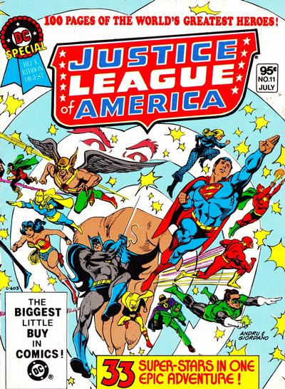Cover for DC Special Blue Ribbon Digest (DC, 1980 series) #11 [Direct]