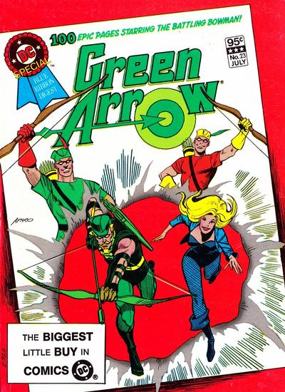 Cover for DC Special Blue Ribbon Digest (DC, 1980 series) #23 [Direct Sales]
