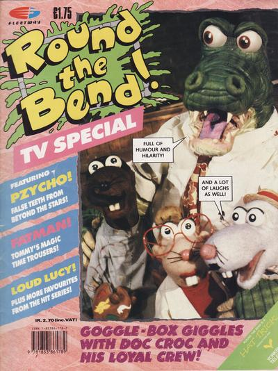 Cover for Round the Bend TV Special (Fleetway Publications, 1990 series)