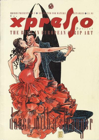 Cover for Crisis Presents (Fleetway Publications, 1991 series) #2