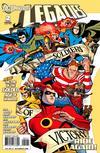 Cover for DCU: Legacies (DC, 2010 series) #2 [Alternate cover]