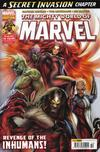 Cover for The Mighty World of Marvel (Panini UK, 2009 series) #10