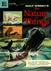 Cover Thumbnail for Four Color (1942 series) #842 - Walt Disney's The Nature of Things [15 cent Cover]