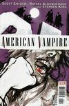 Cover for American Vampire (DC, 2010 series) #4 [Direct]