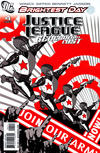 Cover for Justice League: Generation Lost (DC, 2010 series) #4 [Cover A]